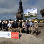 Flagler Global Logistics Port Canaveral Ground Breaking