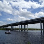 Titusville bridge water image