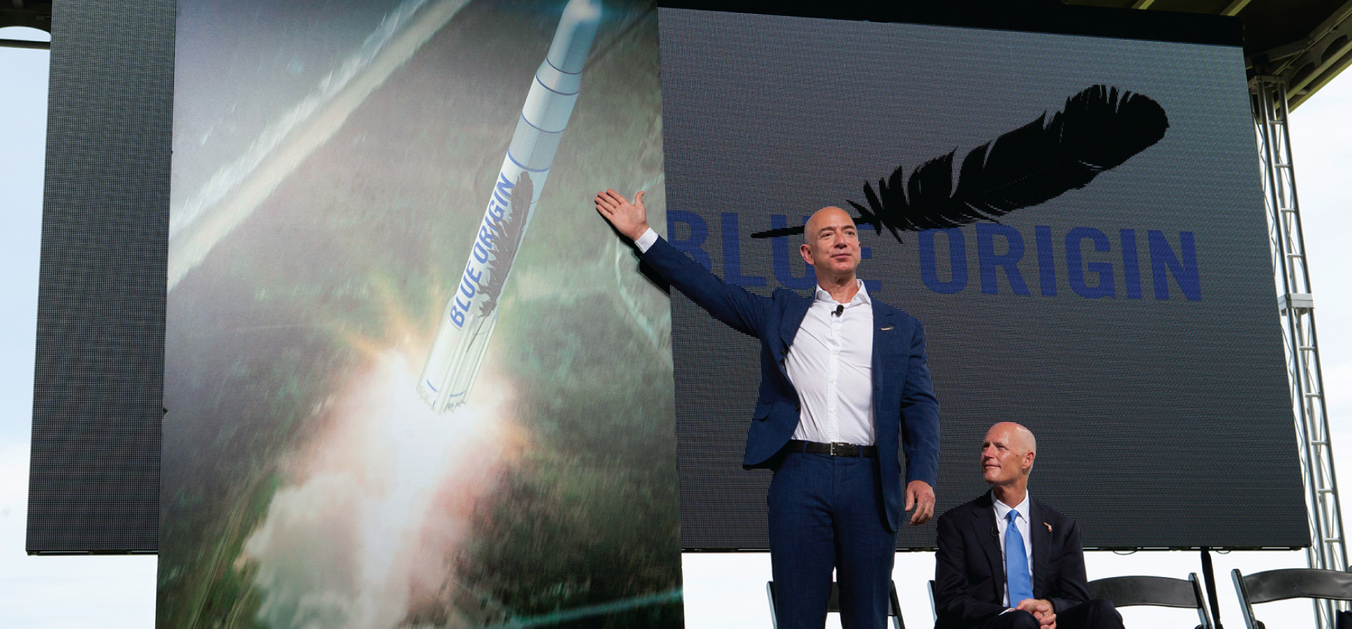 Blue Origin Event Image