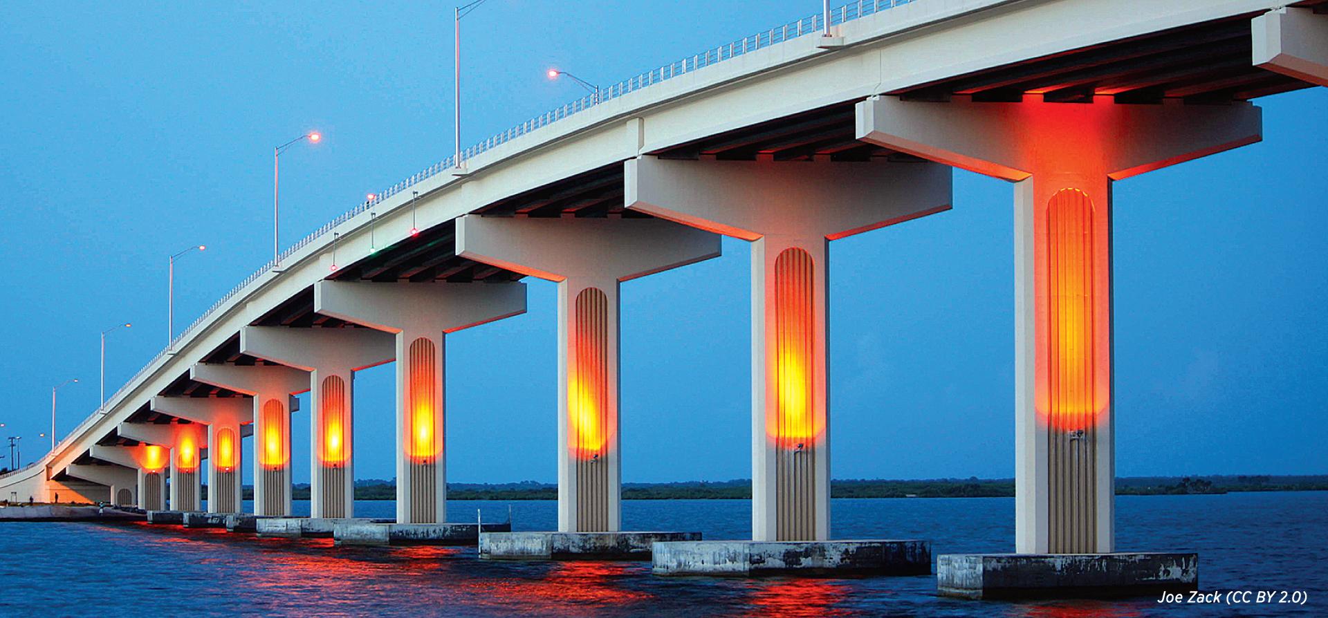 Titusville Bridge Image