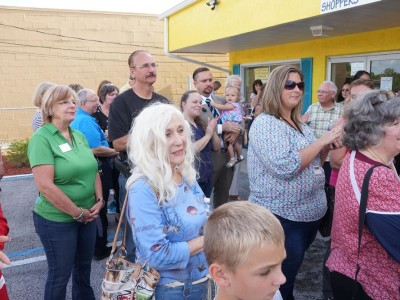 Brevard Humane society Ribbon cutting photo2