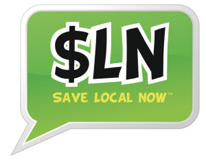 Save Local Now Logo