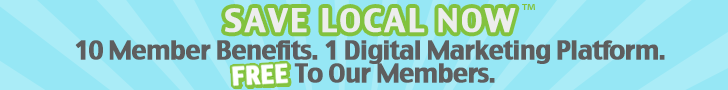 Save Local now graphic
