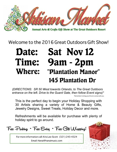Artisan market annual arts crafts gift show for Arts and crafts shows in florida