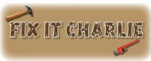 Fix It Charlie logo