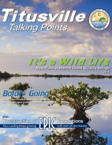 April 2017 Titusville Talking Points cover