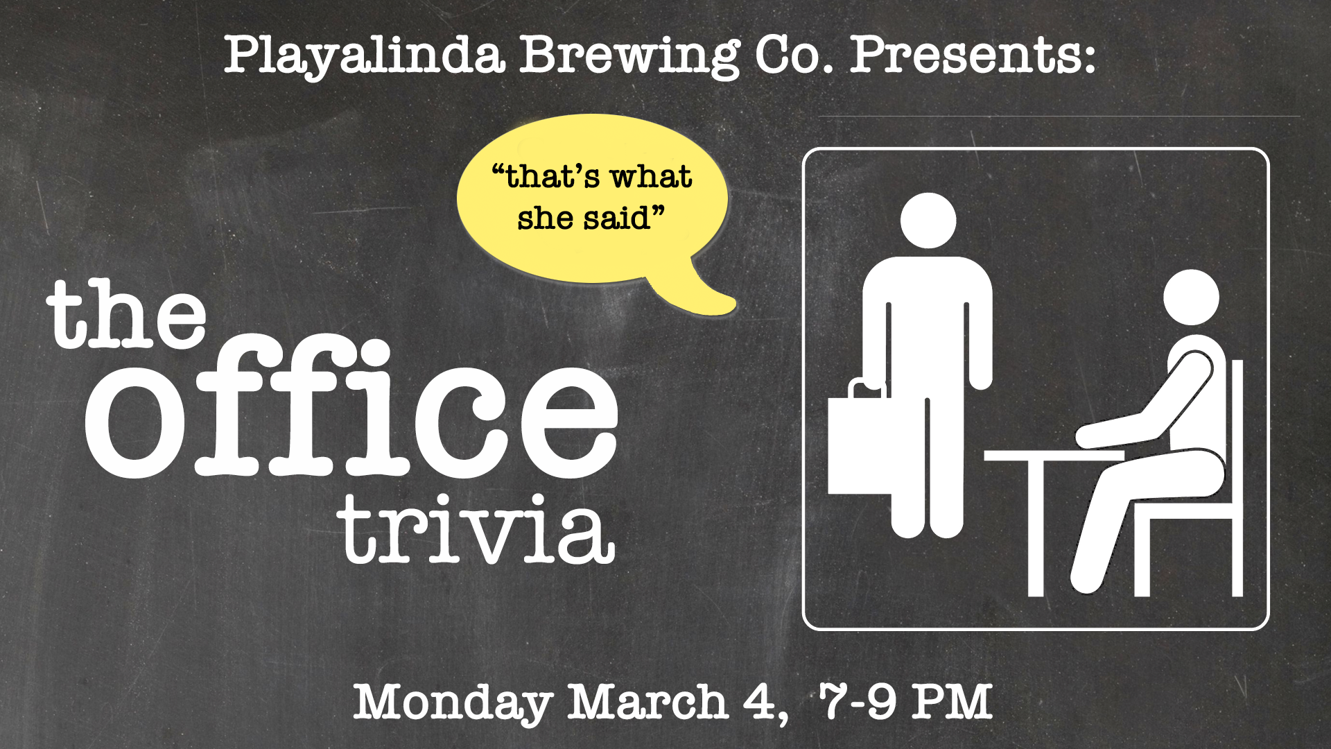 The Office Trivia Night! - Titusville FL Chamber of Commerce