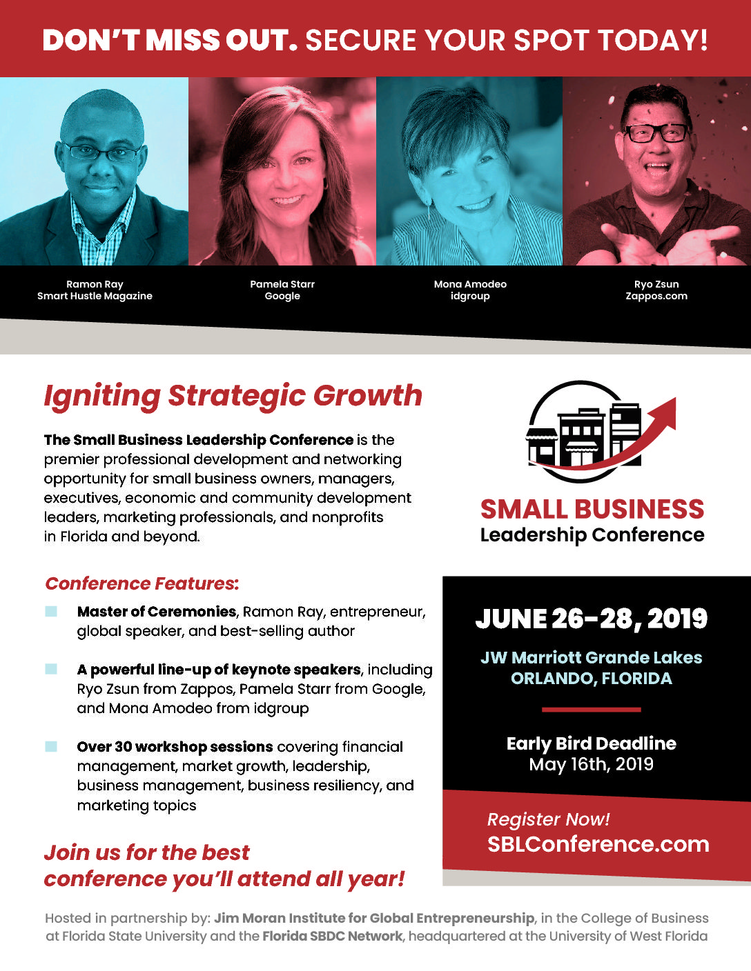 Small Business Leadership Conference - Titusville FL Chamber