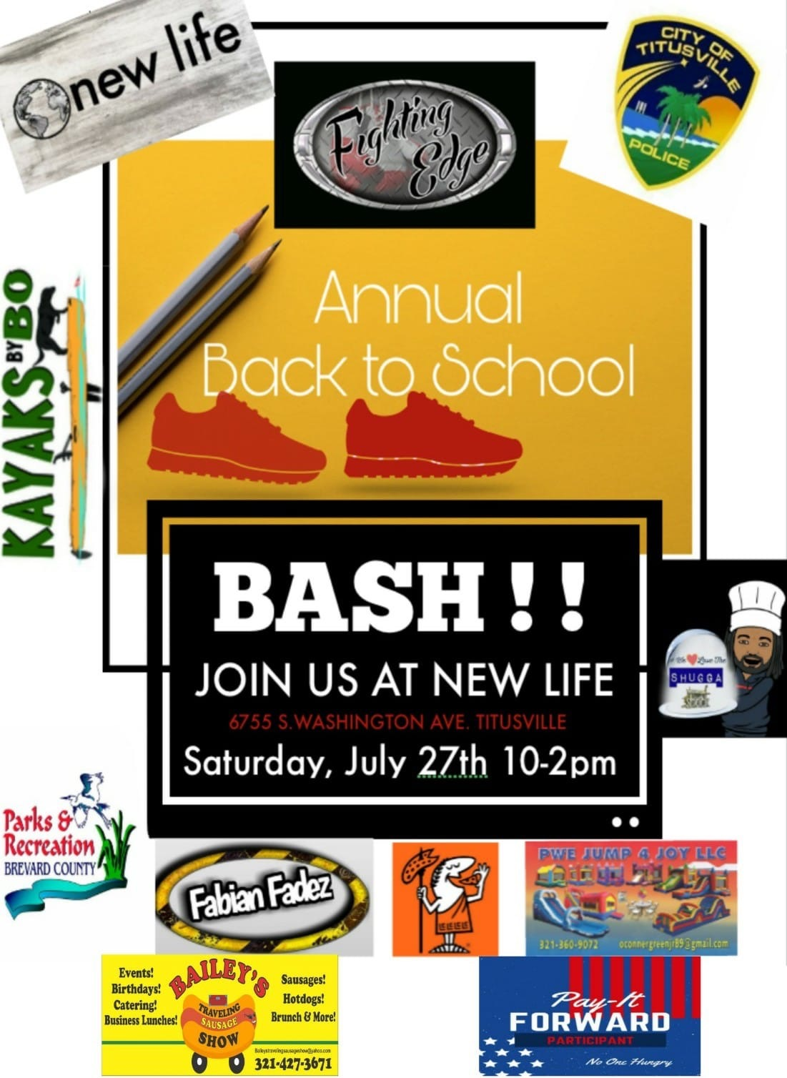 Back to School Bash - Titusville FL Chamber of Commerce
